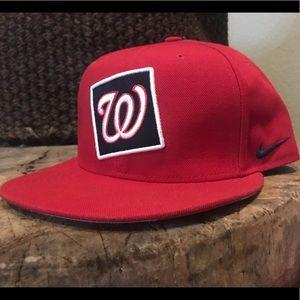 Washington Nationals Nike Cap